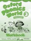 Oxford University Press Oxford Phonics World 3 Workbook cena od 164 Kč