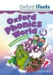 Oxford University Press Oxford Phonics World 4 iTools cena od 2656 Kč