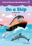 Oxford University Press Oxford Phonics World 4 Reader: On a Ship cena od 76 Kč
