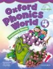 Oxford University Press Oxford Phonics World 4 Student´s Book with MultiROM cena od 161 Kč