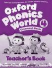 Oxford University Press Oxford Phonics World 4 Teacher´s Book cena od 316 Kč