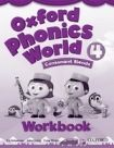 Oxford University Press Oxford Phonics World 4 Workbook cena od 96 Kč