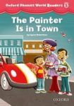XXL obrazek Oxford University Press Oxford Phonics World 5 Reader: The Painter is in the Room