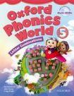 Oxford University Press Oxford Phonics World 5 Student´s Book with MultiROM cena od 314 Kč