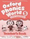 Oxford University Press Oxford Phonics World 5 Teacher´s Book cena od 332 Kč