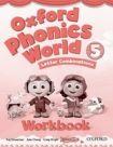 Oxford University Press Oxford Phonics World 5 Workbook cena od 177 Kč