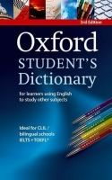 XXL obrazek Oxford University Press Oxford Student´s Dictionary of English (3rd Edition)