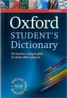 Oxford University Press Oxford Student´s Dictionary of English (Special Price Edition) cena od 342 Kč