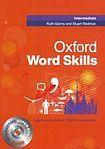 Stuart Redman: Oxford Word Skills Intermediate: Student´S Pack (Book + Cd-Rom) cena od 388 Kč