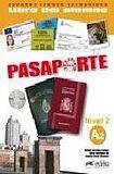 Edelsa PASAPORTE ELE 2 (A2) PROFESOR + CD cena od 436 Kč