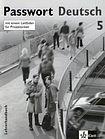 Fandrych Ch., Albrecht U., Dane  D.: Passwort Deutsch 5 - Metodická příručka (5-dílný) cena od 349 Kč