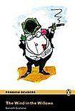 Penguin Longman Publishing Penguin Readers 2 Wind in the Willows Book + MP3 cena od 176 Kč