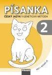 Kolektiv autorů: Český jazyk 1 pro ZŠ - Písanka 2 /genetická metoda/ cena od 25 Kč