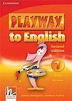 Cambridge University Press Playway to English 1 (2nd Edition) DVD PAL cena od 944 Kč