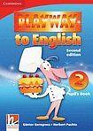 Cambridge University Press Playway to English 2 (2nd Edition) Class Audio CDs (3) cena od 596 Kč