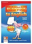 Cambridge University Press Playway to English 2 (2nd Edition) Flash Cards Pack cena od 628 Kč