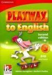 Cambridge University Press Playway to English 3 (2nd Edition) DVD PAL cena od 944 Kč