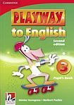 Cambridge University Press Playway to English 3 (2nd Edition) Pupil´s Book cena od 340 Kč