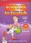 Cambridge University Press Playway to English 4 (2nd Edition) Flashcards cena od 628 Kč