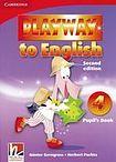 Cambridge University Press Playway to English 4 (2nd Edition) Pupil´s Book cena od 340 Kč
