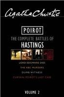 XXL obrazek POIROT: COMPLETE BATTLES OF HASTINGS, VOL. 2