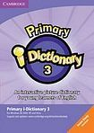 XXL obrazek Cambridge University Press Primary i-Dictionary 3 (Flyers) Whiteboard software Home User
