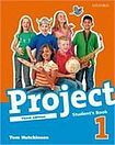 Oxford University Press Project 1 Third Edition Student´s Book cena od 281 Kč