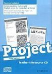 Oxford University Press Project 1- 5 Third Edition Teacher´s Resource CD-ROM cena od 830 Kč
