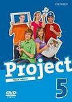 Oxford University Press Project 5 Third Edition DVD cena od 529 Kč