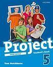 Oxford University Press Project 5 Third Edition Student´s Book International English Edition cena od 281 Kč