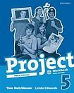 Oxford University Press Project 5 Third Edition Workbook (International English Version) cena od 200 Kč