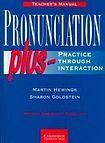 Cambridge University Press Pronunciation Plus Teacher´s Manual cena od 568 Kč