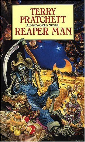 Pratchett Terry: Reaper Man (Discworld Novel #11) cena od 174 Kč