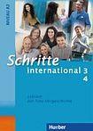 Hueber Verlag Schritte international 3 + 4 3 + 4 Lektüre zur Foto-Hörgeschichte cena od 116 Kč