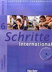 Hueber Verlag Schritte international 6 Paket - ( Kursbuch, Arbeitsbuch, CZ Glossar) cena od 353 Kč
