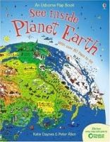 See Inside Planet Earth - Flap Book cena od 271 Kč