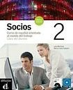 Difusión – ELE Socios 2 Nueva Edición Libro del alumno + CD cena od 593 Kč