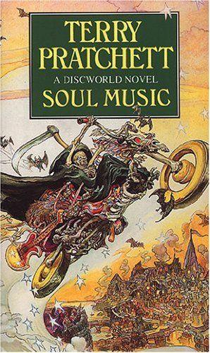 Pratchett Terry: Soul Music (Discworld Novel #16) cena od 173 Kč