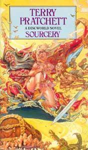 Pratchett Terry: Sourcery (Discworld Novel #5) cena od 212 Kč
