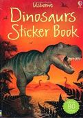 Spotters Sticker Book Dinosaurs cena od 161 Kč