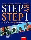 Kolektiv autorů: Step by Step 1 - učebnice + mp3 ke stažení zdarma /3. vyd./ cena od 229 Kč