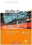Fraus studio d - Mittelstufe B2/2 Učebnice + CD cena od 335 Kč