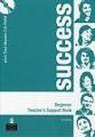 Longman Success Beginner Teacher´s Book (with Test Master CD-ROM) cena od 598 Kč