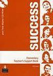 Longman Success Elementary Teacher´s Book (with Test Master CD-ROM) cena od 755 Kč