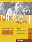 Hueber Verlag Tangram aktuell 1. Lektion 5-8 Glossar XXL Deutsch-Tschechisch cena od 123 Kč