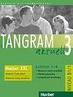 Hueber Verlag Tangram aktuell 3. Lektion 1-4 Glossar XXL Deutsch-Tschechisch cena od 157 Kč