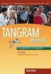 Hueber Verlag Tangram aktuell CD-ROM. Übungsblätter per Mausklick cena od 648 Kč