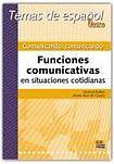 Edinumen Temas de espanol Léxico Comunicando, comunicando cena od 228 Kč