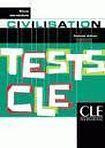 CLE International TESTS CLE DE CIVILISATION: NIVEAU INTERMEDIAIRE cena od 195 Kč