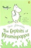 The Exploits of Moominpappa cena od 154 Kč